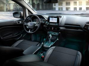 Neuer Ford Eco Sport Innenraum