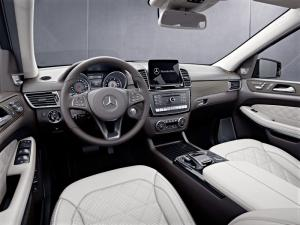 Mercedes GLS Grand Edition Innenraum