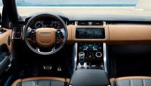 Range Rover Sport 2018 Innenraum