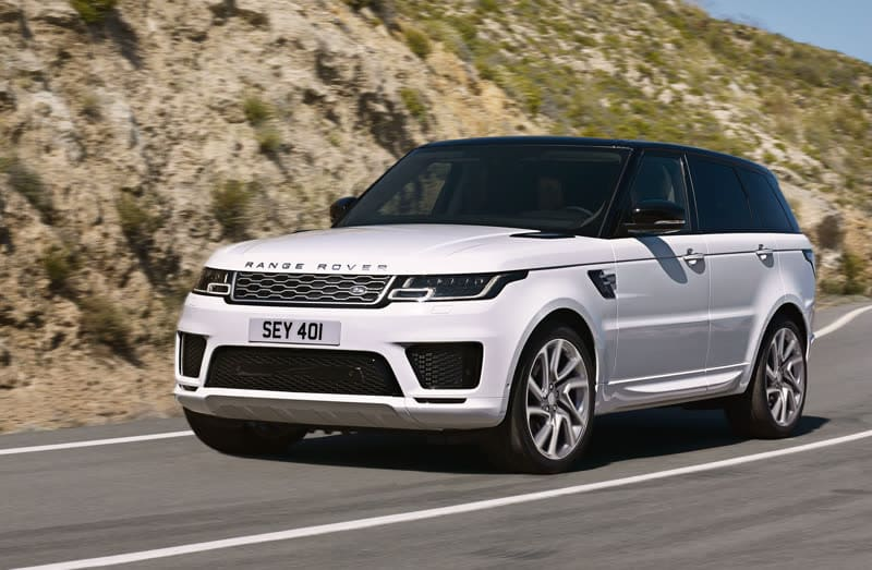 range rover sport hybrid 4x4news home. Black Bedroom Furniture Sets. Home Design Ideas