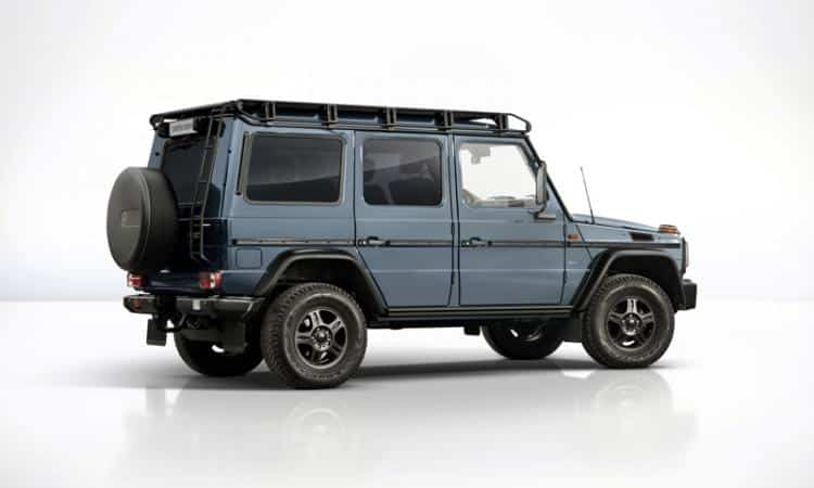 Mercedes G-Klasse Limited Edition