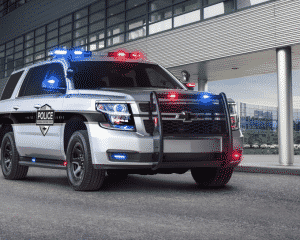 Chevrolet Tahoe US Polizeiauto