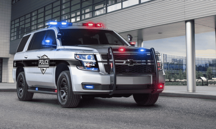 Chevrolet Tahoe US Polizeiauto