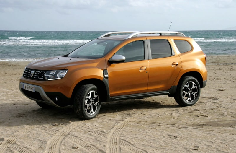dacia duster test 4x4news home. Black Bedroom Furniture Sets. Home Design Ideas