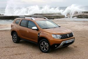 Dacia Duster Test
