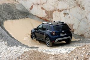 Dacia Duster Test