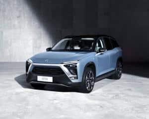 NIO ES8 SUV