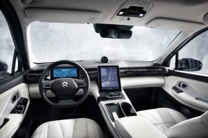 NIO ES8 SUV Innenraum