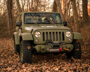 Willys Jeep Umbau