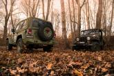 Willys Jeep Umbau