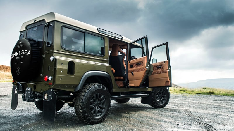 Land Rover Defender Umbau 4x4news