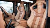 Land Rover Defender Umbau Innenraum