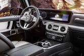 Mercedes-Benz G-Klasse 2018 Innenraum