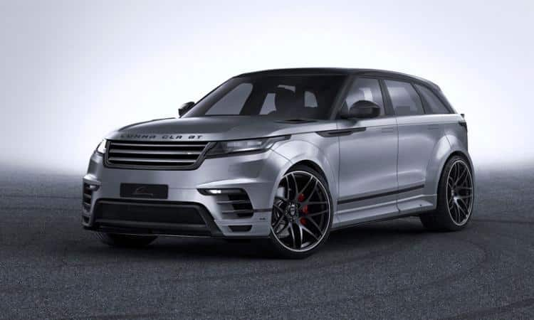 range rover velar tuning zubeh r 4x4news home. Black Bedroom Furniture Sets. Home Design Ideas