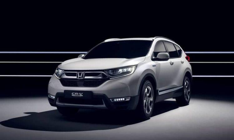 Honda CR-V 2018 Hybrid
