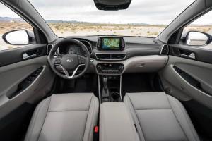 Hyundai Tucson 2019 Innenraum