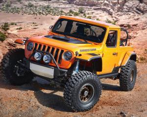 Jeep Sandstorm Concept