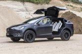 Tesla X Off Road Zubehör