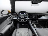 Audi Q8 Innenraum