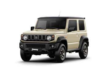 Neuer Suzuki Jimny