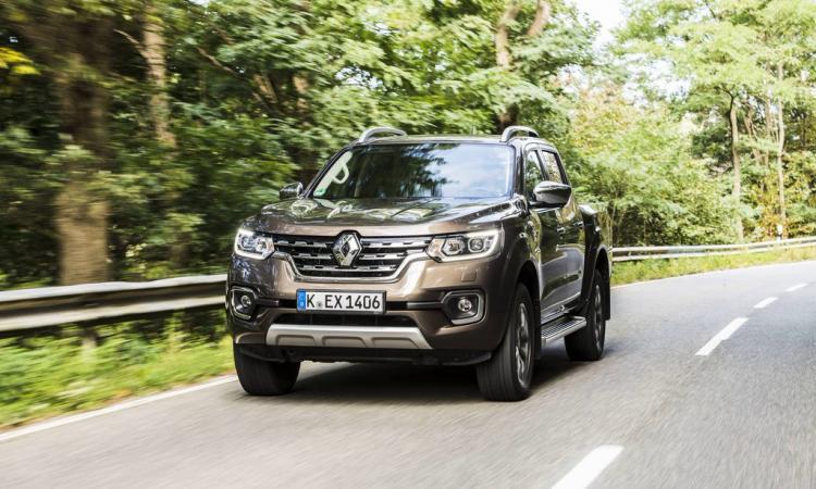 Renault Alaskan Reisemobil Umbau