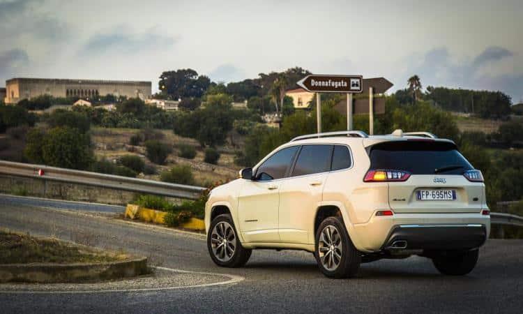 Jeep Cherokee Overland Modell 2019