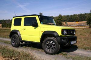 Neuer Suzuki Jimny 2019