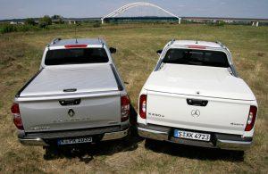 Renault Alaskan Mercedes-Benz X-Klasse