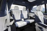 BMW X7 Innenraum