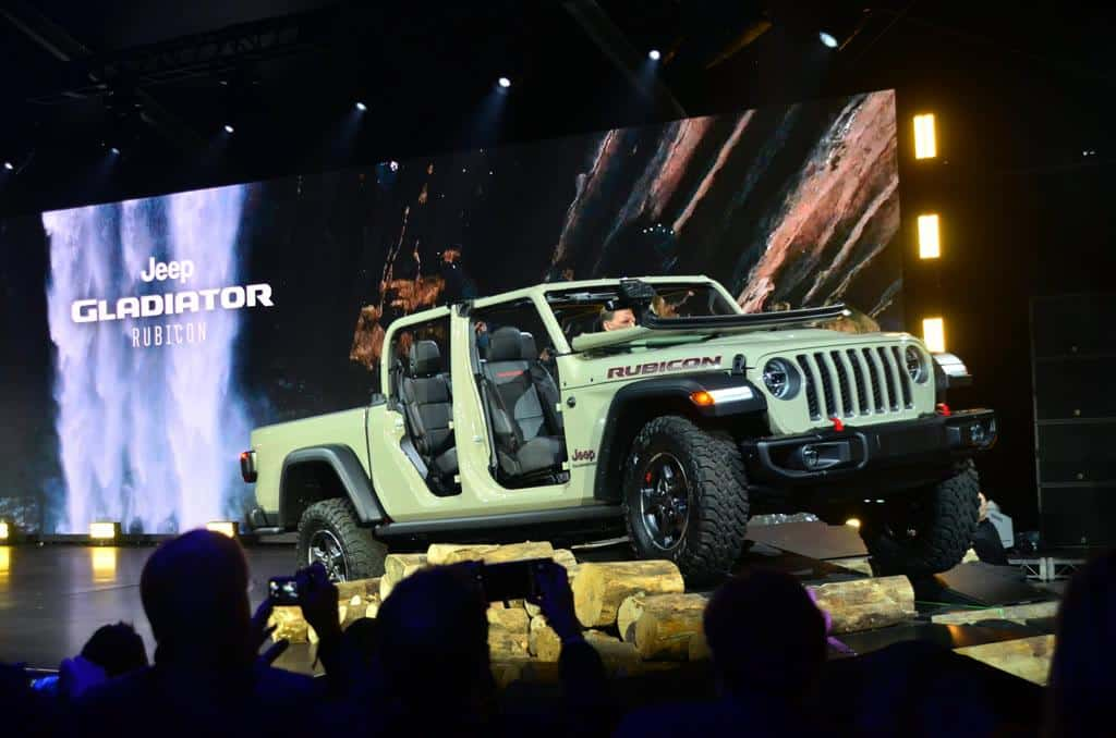 Jeep Gladiator Pickup