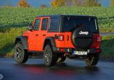 Jeep Wrangler JL Rubicon