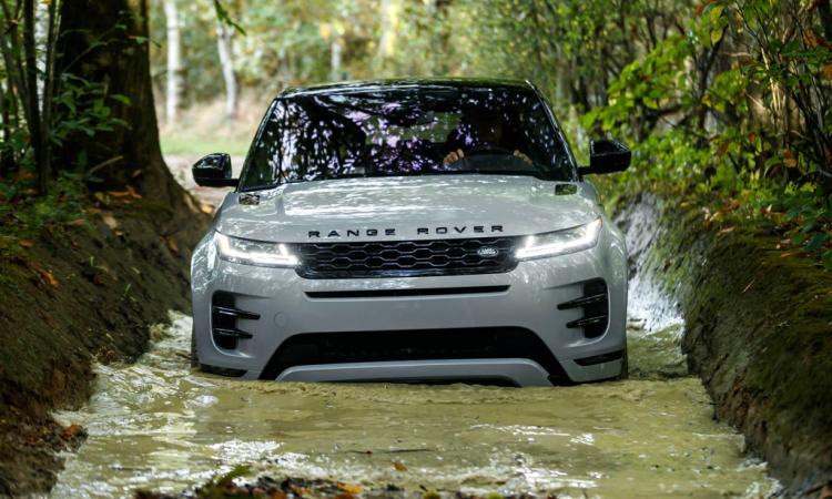 Range Rover Evoque 2019 Änderungen