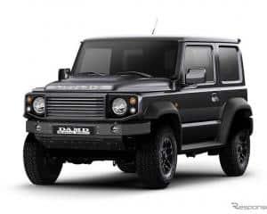 Suzuki Jimny Defender Umbau