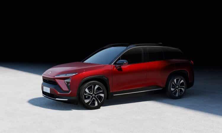 China SUV NIO ES6