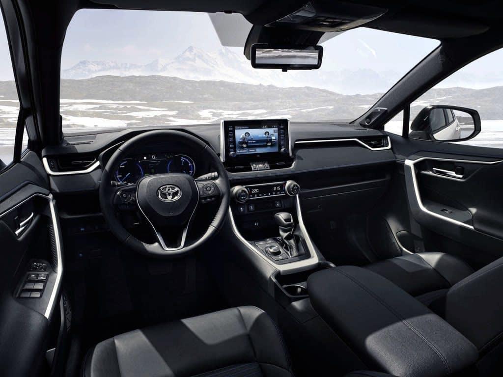 neuer Toyota RAV4 Hybrid