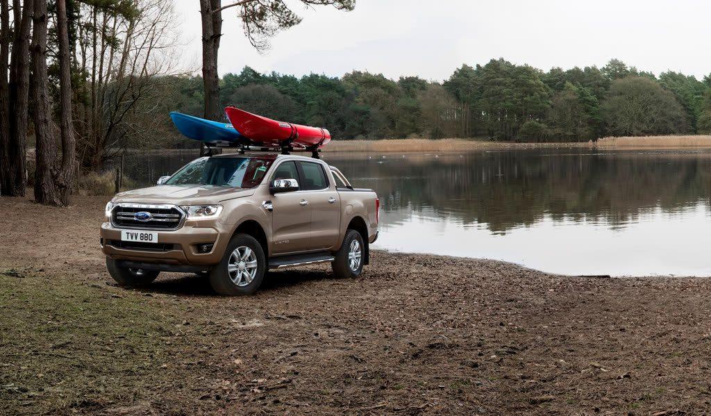 2019 Ford Ranger Modelländerungen 2019