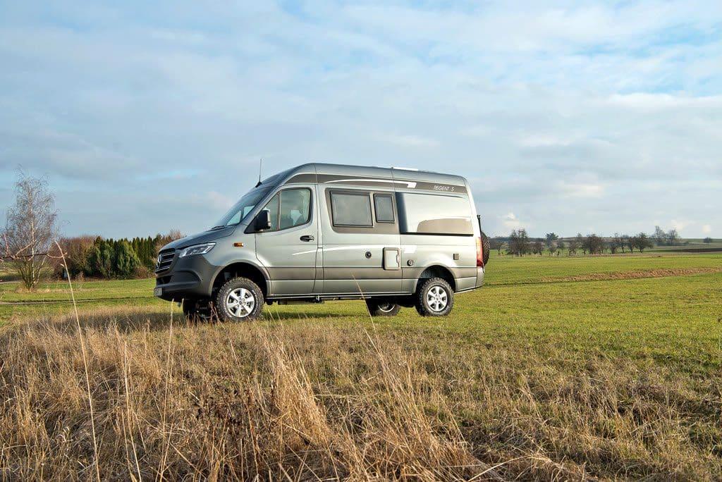 Allrad Reisemobil