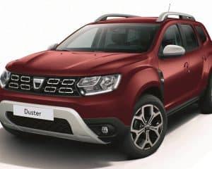 Dacia Duster SUV 2019