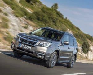 Subaru Forester Modelljahr 2019 Änderungen
