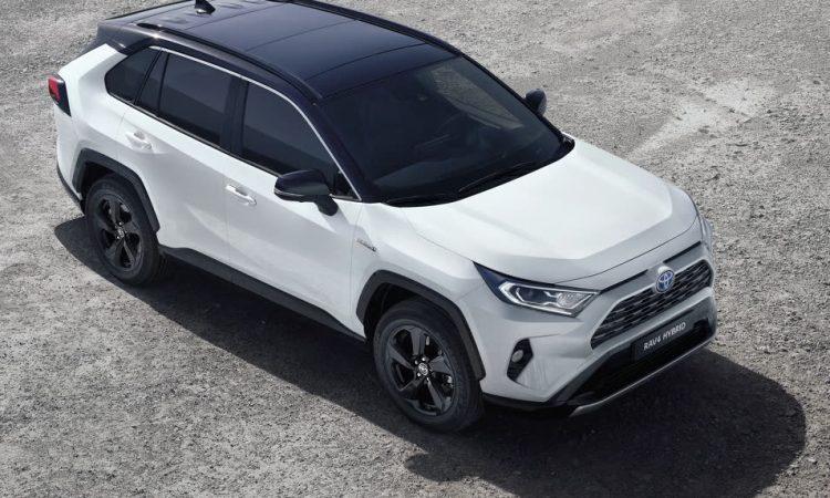 Toyota RAV4 Hybrid 2019 Preise