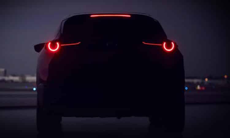 Mazda SUV 2019