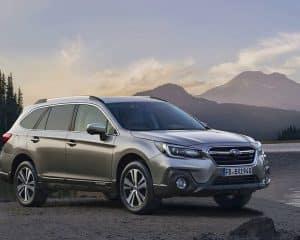 Subaru Outback Modelländerungen 2019
