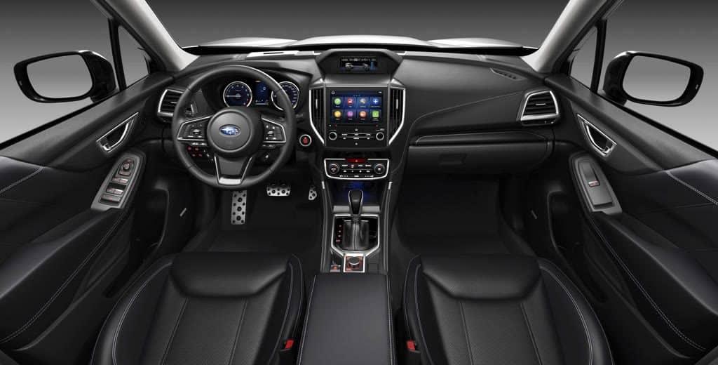 Subaru Forester e-Boxer Innenraum