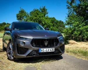 Maserati Levante SQ4 Gran Sport