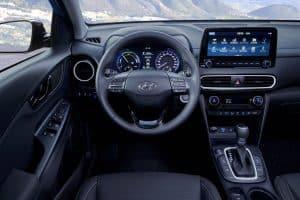 Hyundai Kona Hybrid 001
