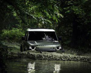 Land Rover Defender 2020 007