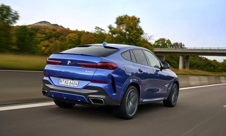 BMW X6 M50i 004