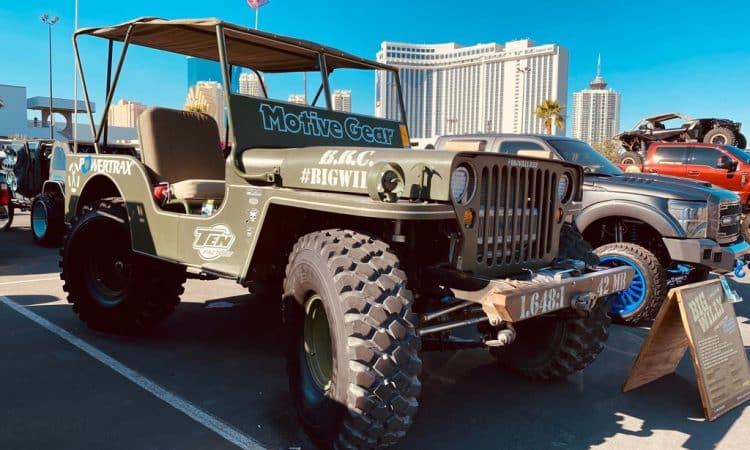 Jeep Umbau
