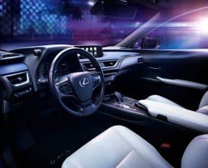 Lexus UX 300e 001