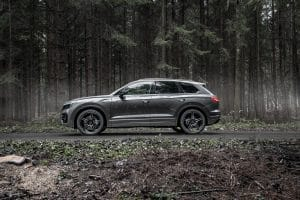 VW Touareg grey FR22 2